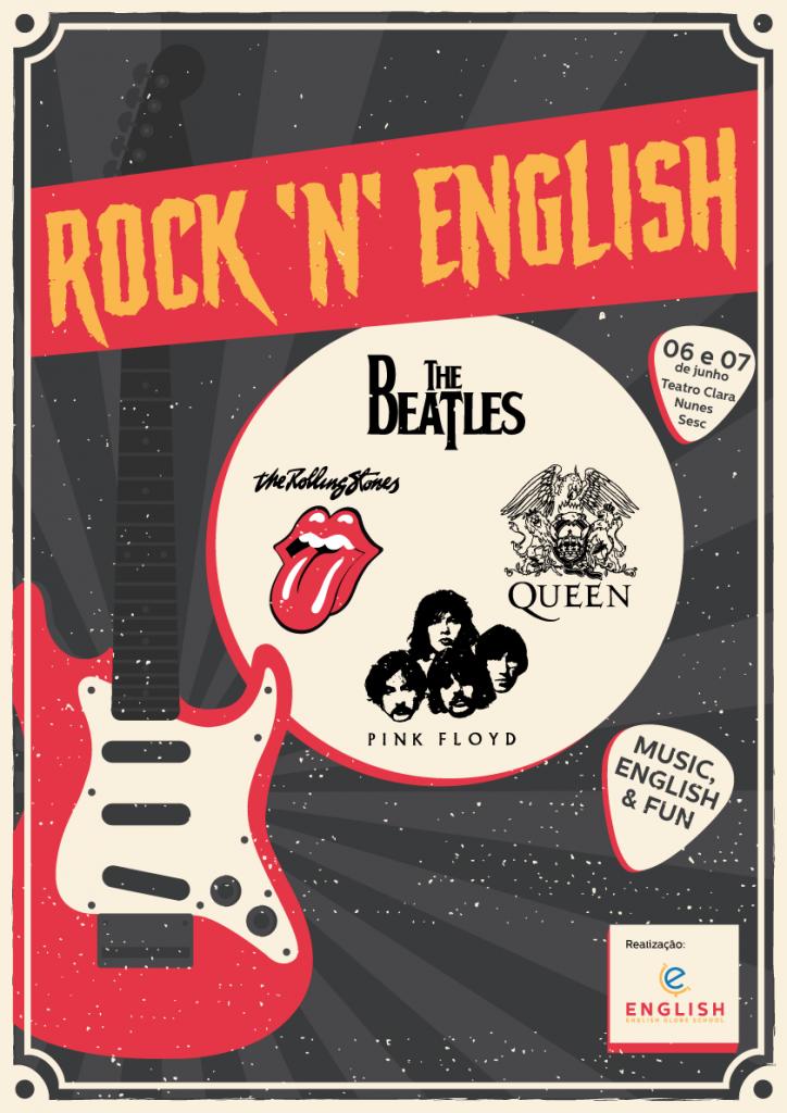 Rock n English
